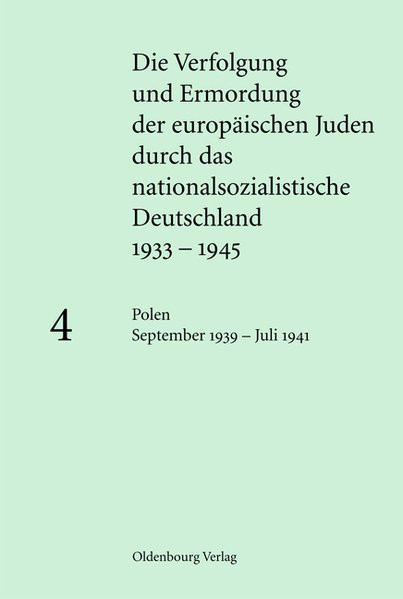Polen September 1939 - Juli 1941