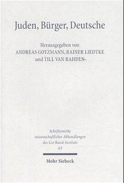 Juden - Bürger - Deutsche