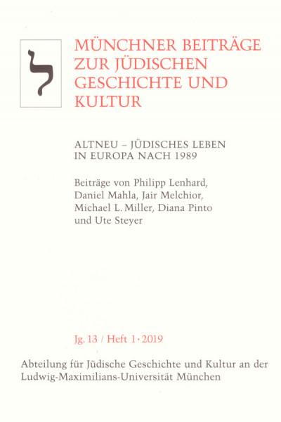 Altneu - Jüdisches Leben in Europa nach 1989