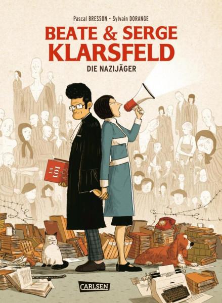Beate und Serge Klarsfeld: Die Nazi-Jäger