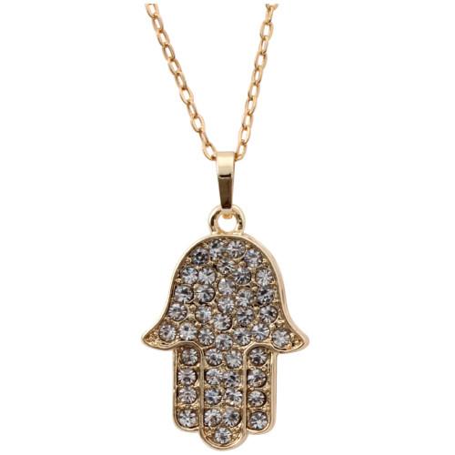 Halskette mit Chamsa