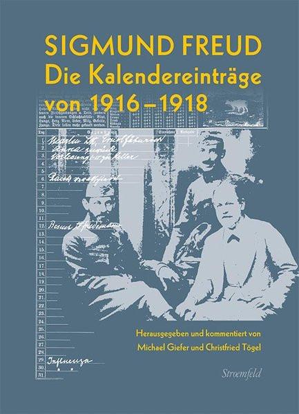 Die Kalendereinträge von 1916-1918