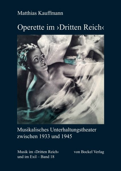 "Operette im ""Dritten Reich"""