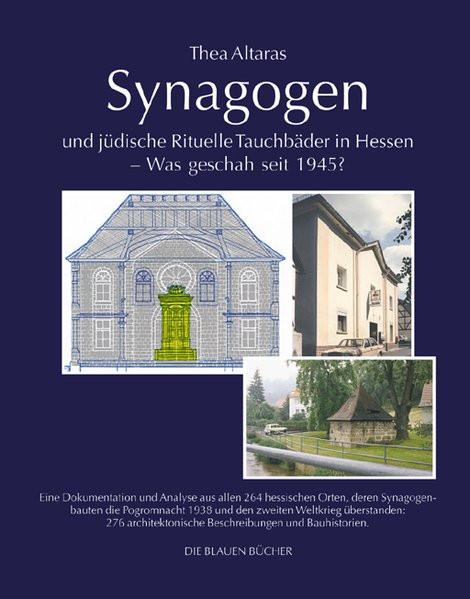 Synagogen und jüdische Ritualbäder in Hessen