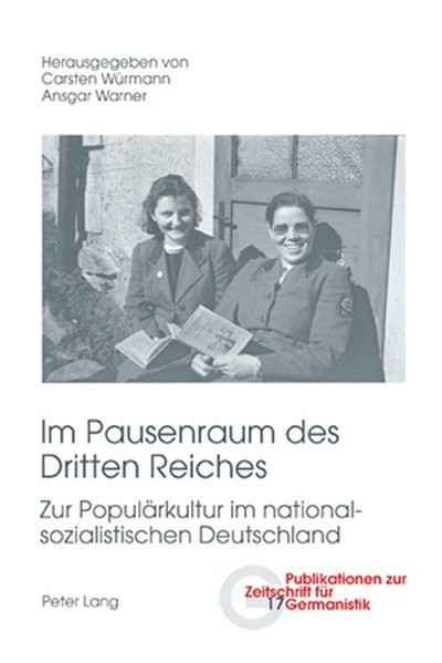 Im Pausenraum des Dritten Reiches