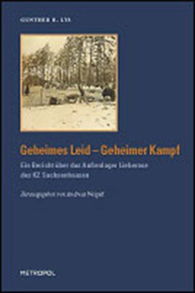 Geheimes Leid - Geheimer Kampf