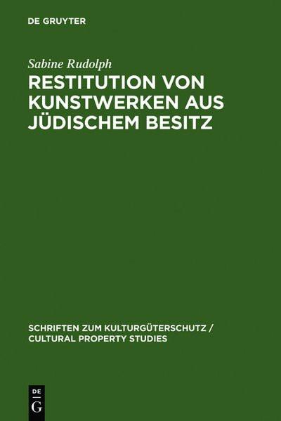 Restitution von Kunstwerken aus jüdischem Besitz