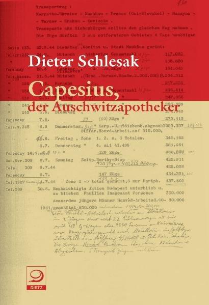 Capesius, der Auschwitzapotheker