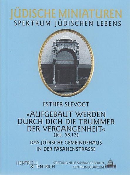 """""""Aufgebaut werden durch Dich die Trümmer der Vergangenheit"""""""