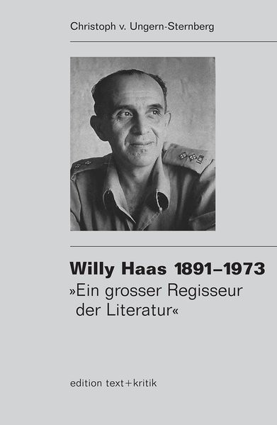 Willy Haas 1891-1973