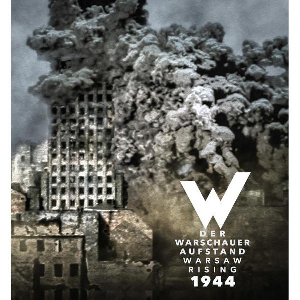 Der Warschauer Aufstand. Warsaw Rising. 1944