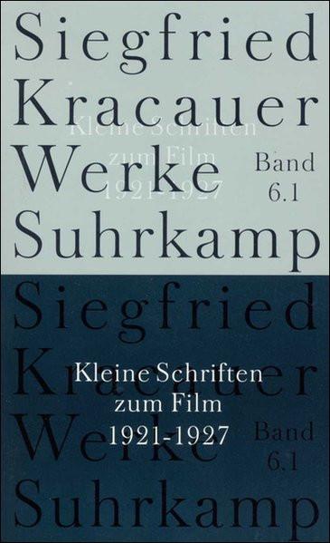 Werke in neun Bänden. Bd. 6: Kleine Schriften. Bd. 9: Frühe Schriften aus dem Nachlaß