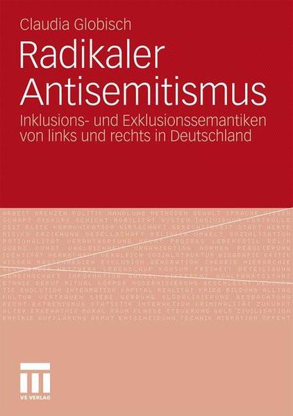 Radikaler Antisemitismus