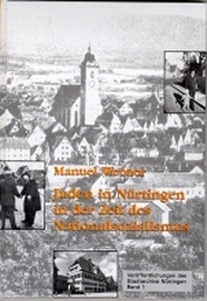 Juden in Nürtingen in der Zeit des Nationalsozialismus