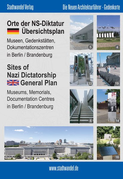 Orte der NS-Diktatur. Übersichtsplan
