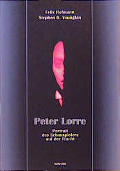 Peter Lorre. Portrait des Schauspielers auf der Flucht