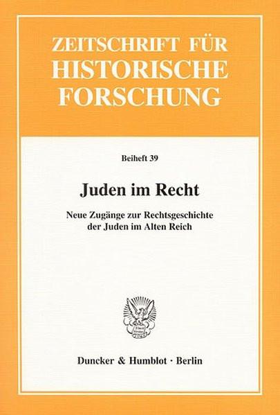 Juden im Recht