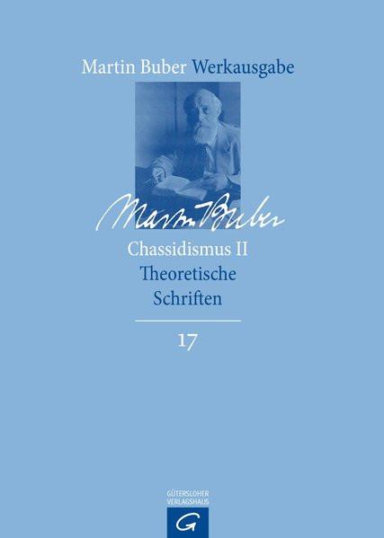 Martin Buber-Werkausgabe