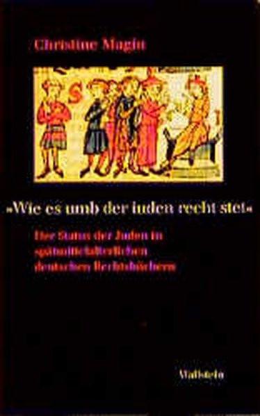 """""""Wie es umb der iuden recht stet"""". Der Status der Juden in spätmittelalterlichen Rechtsbüchern"""