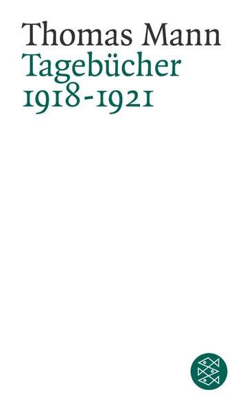 Tagebücher. 1918-1921/1933-1934/1935-1936/1937-1939/1940-1943/1944-1946/1946-1948/1949-1950/1951-195