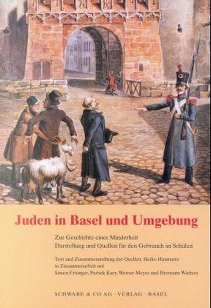 Juden in Basel und Umgebung