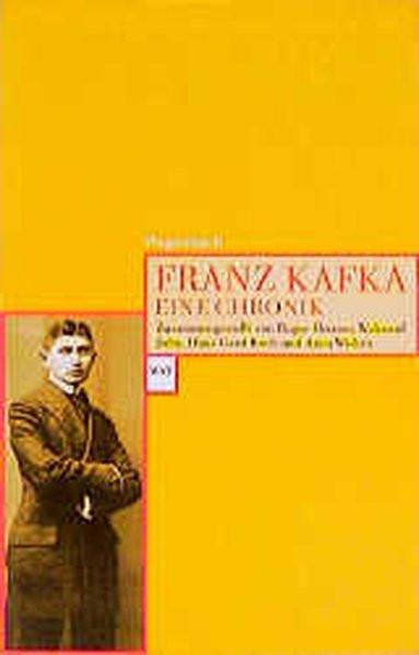 Franz Kafka, Eine Chronik