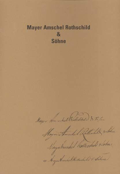 Mayer Amschel Rothschild & Söhne