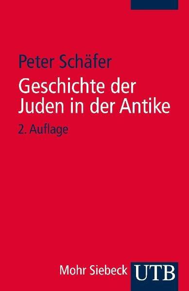 Geschichte der Juden in der Antike