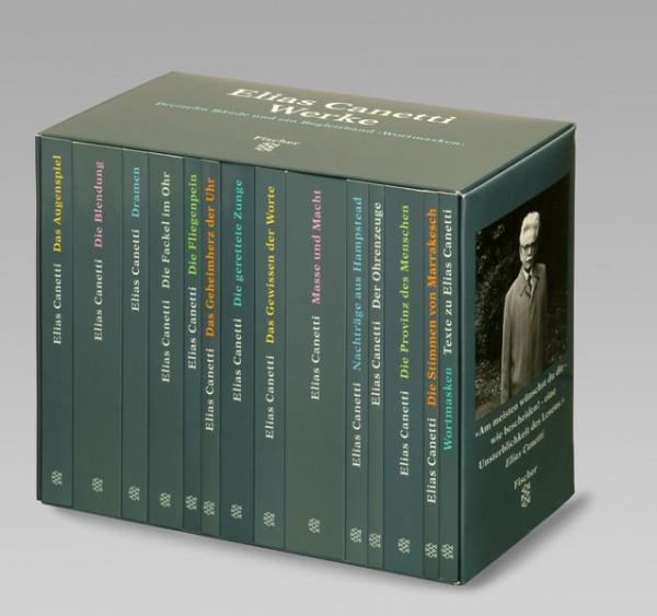 Werke. Dreizehn Bände und ein Begleitband