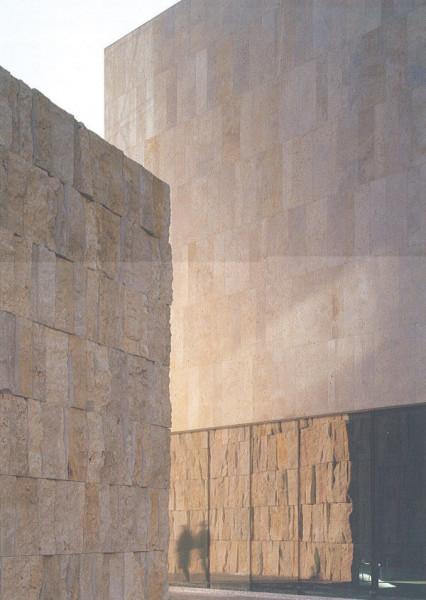 Jüdisches Museum München Ansicht Nordseite