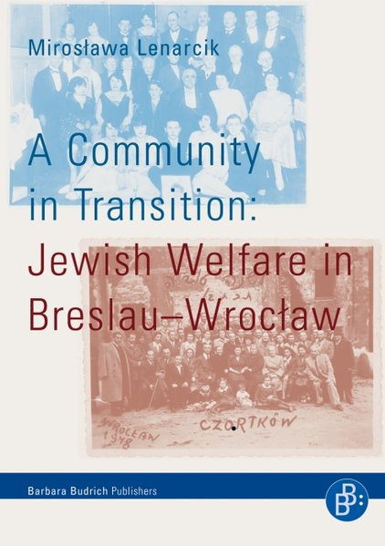 Jewish Community in Transition