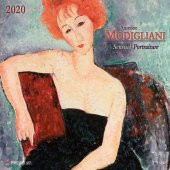 Amedeo Modigliani - Sensual Portraits 2020