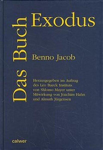 Das Buch Genesis. Das Erste Buch der Tora. Und das Buch Exodus. Die Exegese hat das erste Wort