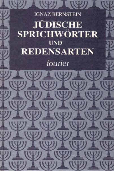 Jüdische Sprichwörter und Redensarten