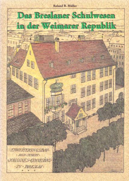 Das Breslauer Schulwesen in der Weimarer Republik