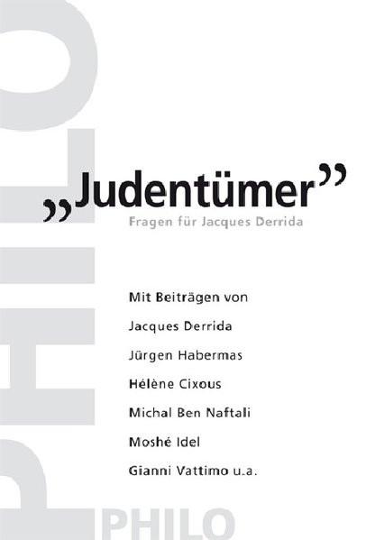 """Judentümer"""