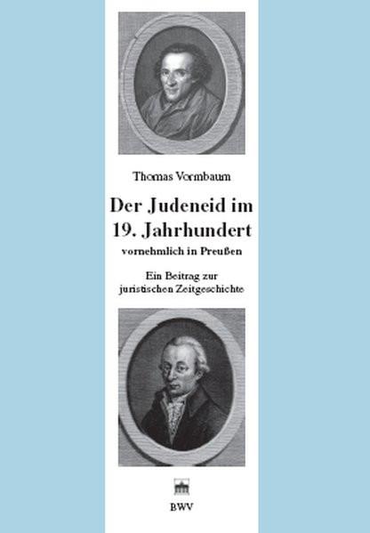 Der Judeneid im 19. Jahrhundert