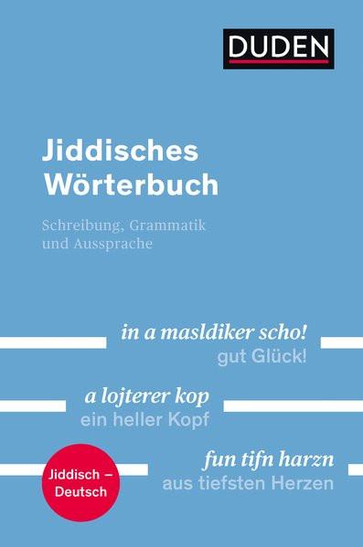 Lötzsch - Jiddisches Wörterbuch