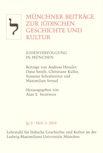 Judenverfolgung in München
