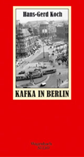 Kafka in Berlin