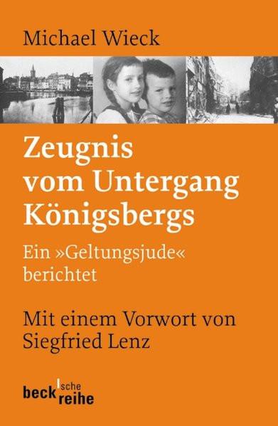 Zeugnis vom Untergang Königsbergs