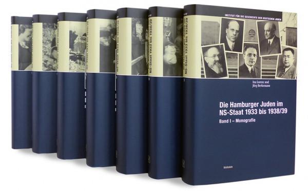 Die Hamburger Juden im NS-Staat 1933 bis 1938/39
