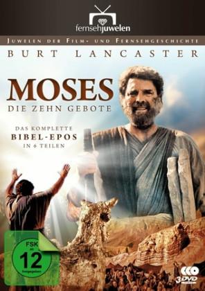 Moses. Die zehn Gebote