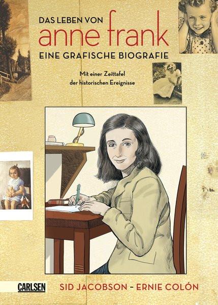Das Leben von Anne Frank - Eine grafische Biografie