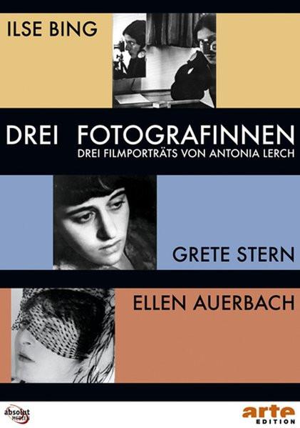 Drei Fotografinnen