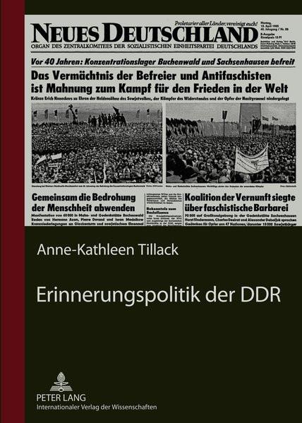 Erinnerungspolitik der DDR