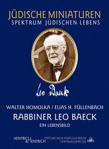 Rabbiner Leo Baeck