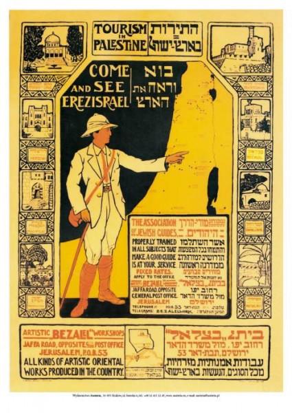 Poster *Erez Israel* 48x68cm