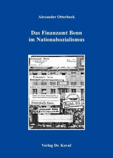 Das Finanzamt Bonn im Nationalsozialismus