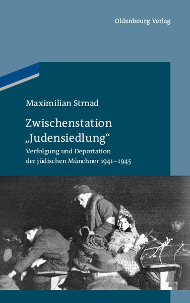 """Zwischenstation """"Judensiedlung"""""""